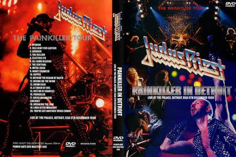Rockstar movie judas priest